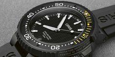 Oris AquisPro Date Calibre 400: die will nicht nur spielen Wave Pattern, Diving Watch, Playing Games