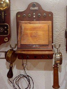Téléphone Mildé de 1895