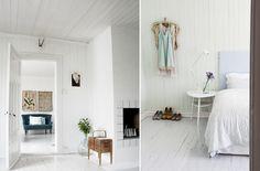 By Fryd. white. bedroom. floor.