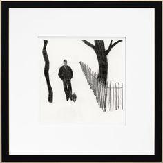 Simon Schneiderman, Walking The Dog | LIPMAN ART