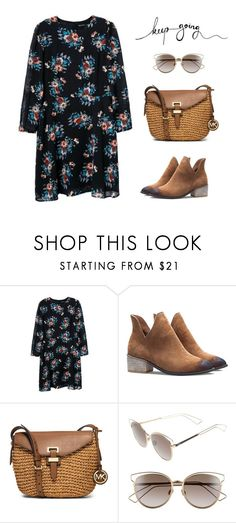 """Lily Jane"" by amlhrs ❤ liked on Polyvore featuring MICHAEL Michael Kors and Christian Dior"