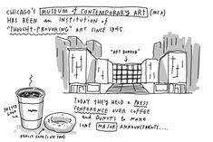 Core77 / Chicago's Museum of Contemporary Art Announces Redesign