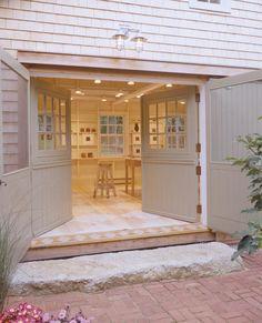 Artist Studio > Hutker Architects — Martha's Vineyard, Cape Cod and Nantucket
