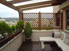 Resultado de imagen para balcones decorados Outdoor Structures, Patio, Outdoor Decor, Google, Home Decor, Deck Covered, Balconies, Decks, Decoration Home