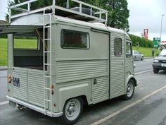Citroen Type H, Citroen H Van, Mini Camper, Micro Campers, Camper Caravan, Camper Trailers, Truck Camper, Station Wagon, Old Used Cars