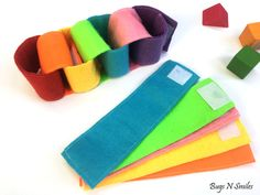 Montessori activities for Toddler - educational toddler toy - Toddler busy bag - Travel toys for toddler-Felt toddler activity-free shipping