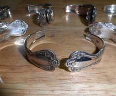 How to Make Flatware (spoon and Forks) Bracelets