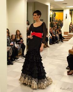 QUELLE COCO! Colección Moda Flamenca de Rosalía Zahíno 2015