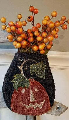 Fall Crafts, Diy And Crafts, Holiday Crafts, Weavers Cloth, Holiday Punch, Punch Needle Patterns, Rug Inspiration, Rug Hooking Patterns, Hand Tufted Rugs