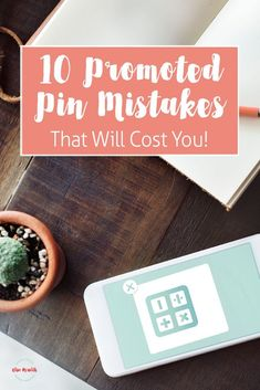 10 Pinterest Promoted Pin Mistakes That Will Cost You. How to spend less on Promoted Pins. via @alisammeredith