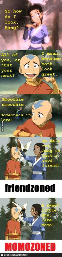Poor Aang