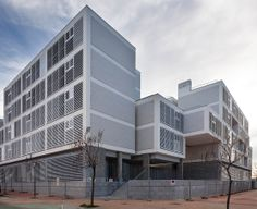 Galeria - Habitação Social em Valleca´s Eco-boulevard / Olalquiaga Arquitectos - 61
