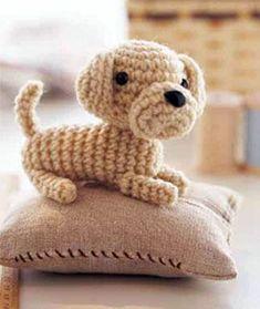 Crochet Dog amigurumi crochet pattern