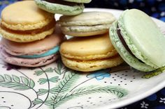 macaron making with my sister by Amanda Krueger, via Flickr