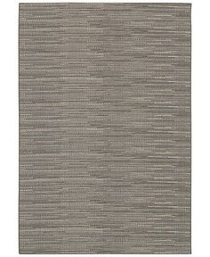 Couristan Indoor/Outdoor Area Rug, Monaco 2471/2044 Larvotto Grey-Multi 7'6 x 10'9 - Rugs - Rugs - Macy's