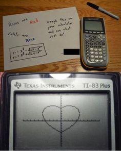 Ah geek love at its best