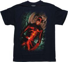 Daredevil Marvel 75th Special Edition Alex Ross T Shirt #blackfriday #blackfridaysale