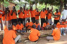 The Muwewesi Xylophone Group