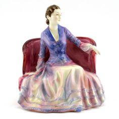 Cicely HN1516 Royal Doulton Figurine   eBay