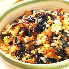 桂圓野米甜飯食譜 - 種子核果類料理 - 楊桃美食網 專業食譜