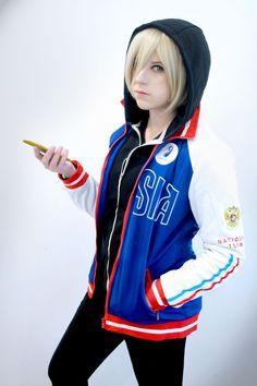 Yuri on ice yurio cosplay the