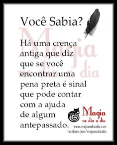 Magia no Dia a Dia: Pena Preta Wicca Witchcraft, Pagan Witch, Magick, Baby Witch, White Witch, Book Of Shadows, Numerology, Reiki, Spelling