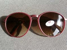 1 weinrote Sonnenbrille Design Nerdbrille Brille Nerd Neu