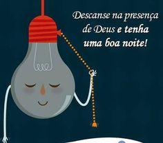 Mensagens para o Coração: Descanse na presença de Deus e tenha uma boa noite!!