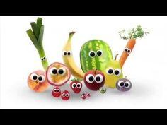 https://www.youtube.com/watch?v=tllSNKp0NAA: ABC Lied, Alphabet, Buchstaben, Deutsch, Obst mit dem jeweiligen Anfangsbuchstaben, 3:50