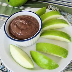 Recipe for Nutella Dip - With Greek yogurt being all the rage. We decided to do up something simple and delicious. Make it even better by serving with some fresh fruit.