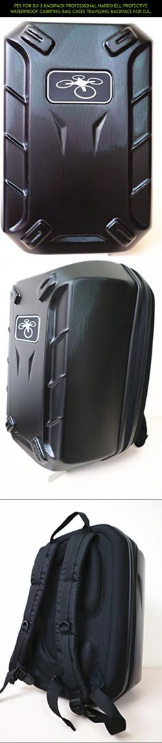 PES for Dji 3 Backpack Professional Hardshell Protective Waterproof Carrying Bag Cases Traveling Backpack for DJI Phantom 4, 3 Professional, Advanced, Standard, 4K Quadcopter Drone and Accessories #hardshell #technology #kit #products #shopping #dji #phantom #3 #standard #camera #plans #gadgets #parts #fpv #tech #drone #racing #backpack