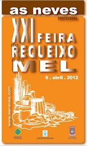 El próximo 6 de abril se celebrará en As Neves (Rías Baixas), la XXI edición de la Feria del Requesón y Miel.  https://plus.google.com/111464307058929088957/posts/AbN3Aatsy5D