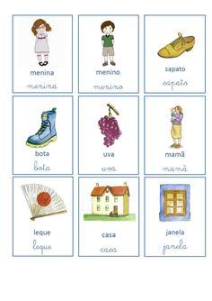 Resultado de imagem para método das 28 palavras fichas