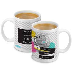 Personalised Me to You Bear Trendy Snapshot Mug - £10.99 - http://www.metoyouonline.com/details.aspx?PID=14969&referrer=fb
