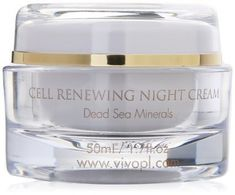 Vivo Per Lei Cell Renewing  Night Cream, 1.7-Fluid Ounce (Set of 4) *** Read more reviews of the beauty product by visiting the link on the image.