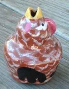 Bonnie Dean One of a Kind Black Wing Chicken Pie by piebirdqueen, $45.00