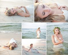 Trash the dress, Beach wedding   Rock Your Camera Retreat: The Sunrise Session » Bel Momento Photography – The Blog