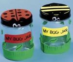 earth day - recycle jar/craft
