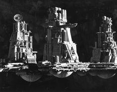 Small Nostromo and refinery Alien (4) by ArthurTwosheds.deviantart.com on @DeviantArt