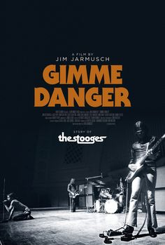 Return to the main poster page for Gimme Danger (#1 of 4)