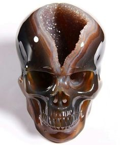 Crystal Skull. I need this for my (dream!) office.