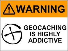 Warning! #geocaching