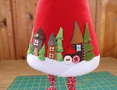 Дед Мороз своими руками, фото 16