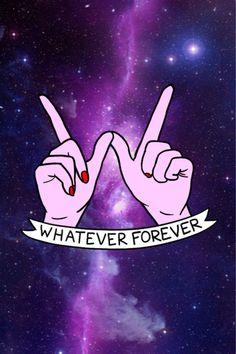 #wallpaper whatever forever