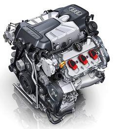 Id Design, Mechanical Design, Car Engine, Audi A6, Muscle Cars, Porsche, Engineering, German, Racing