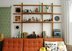 Rather like this frame book case