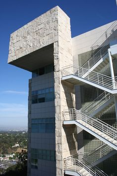 Getty Center_progetto di Richard Meier & Partners (1997)