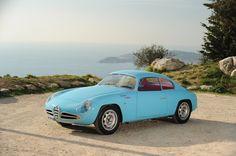 Featured Listing – 1958 Alfa Romeo Giulietta Sprint Veloce Zagato - SCD Motors - The Sports, Racing and Vintage Car Market Lamborghini, Ferrari, Maserati, Alfa Romeo Cars, Fiat 500, Jaguar, Vintage Cars, Antique Cars, Classic Cars