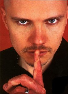 """""""I'm viewed as this weird, crippled character. But you got to take your lumps."""" ~ Billy Corgan, b. 17 March 1967"""