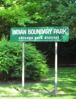 Indian Boundary Park, Chicago's North Side